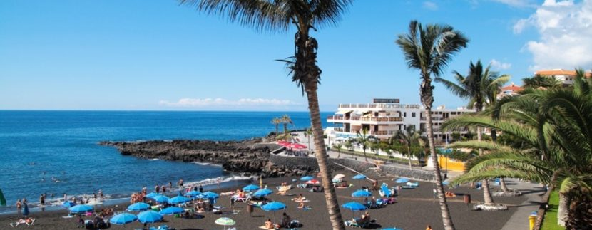 Playa de la Arena - Santiago del Teide | Best beaches in Tenerife