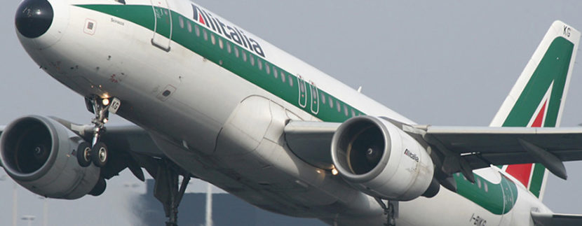 Alitalia to start twice-weekly Rome - Tenerife flights (FCO-TFS)
