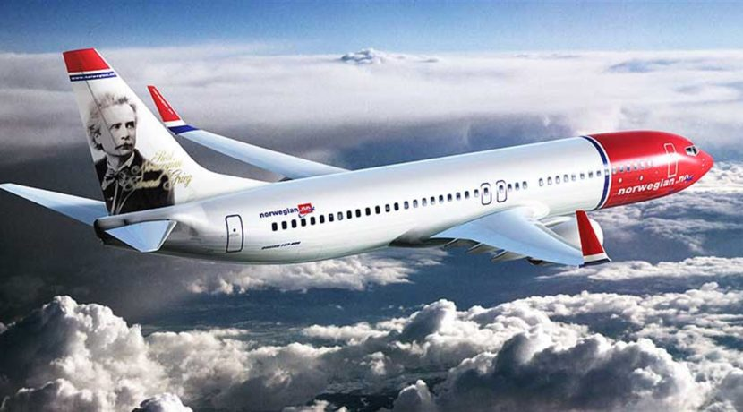 Norwegian (OSE: NAS) will unite Tenerife Sur (TFS) and Gran Canaria with Manchester (MAN) since October 2016