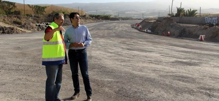 Tenerife ring road in south-west of Tenerife will open November 2016
