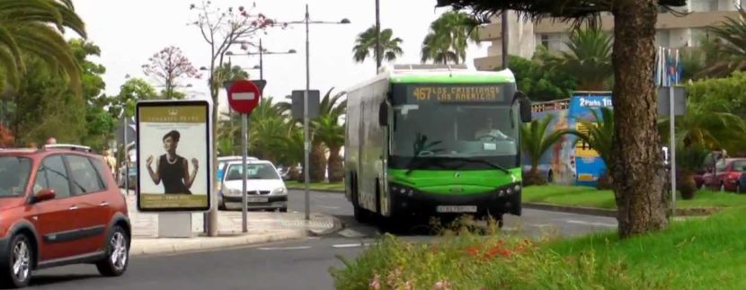 Titsa Tenerife back to winter timetable on September 8, 2016