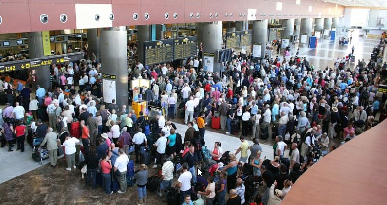 Canary Island airports recorded 3,196,693 passengers in September 2016