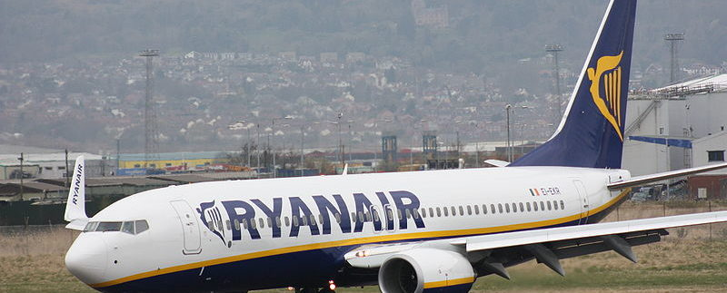 Ryanair cheap flights Tenerife to Belfast and Newcastle in summer 2017