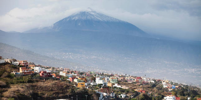 Teide National Park by bus. TITSA Tenerife opens online sale of bus tickets to Teide National Park