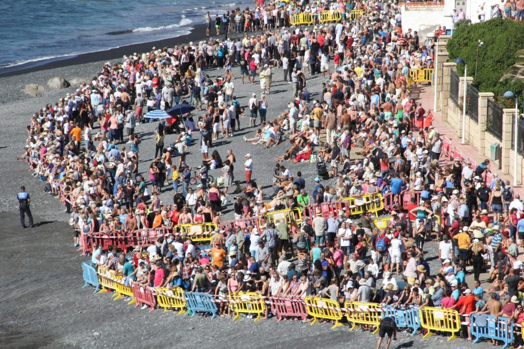 On January 20th Adeje celebrates San Sebastián, one of the oldest fiestas in Tenerife