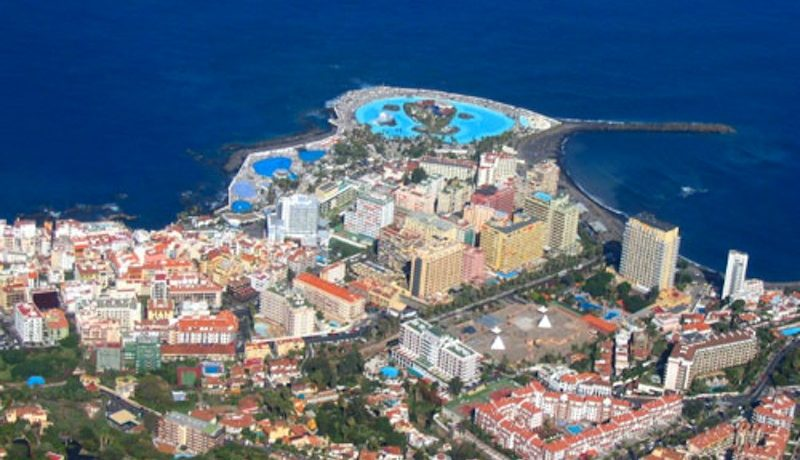 Puerto de la Cruz Tenerife best tourist year 2016 since 2009