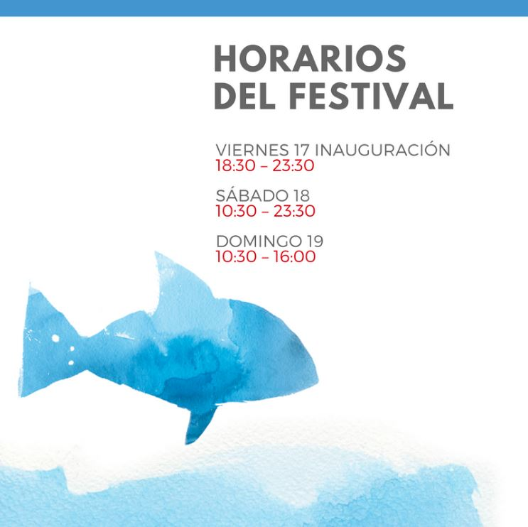 Festival of the bigeye tuna and wine of Tenerife 2017