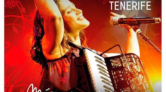 Julieta Venegas presents Parte mía Tour 2017 in Tenerife