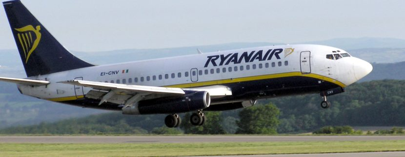 Ryanair will join Vitoria with Tenerife from 29 March 2017