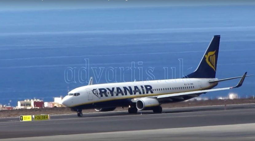 Low cost flights to Canary Islands has grown in the first eight months of the year 2017 with a rise of 23.1% and more than 4 million passengers.