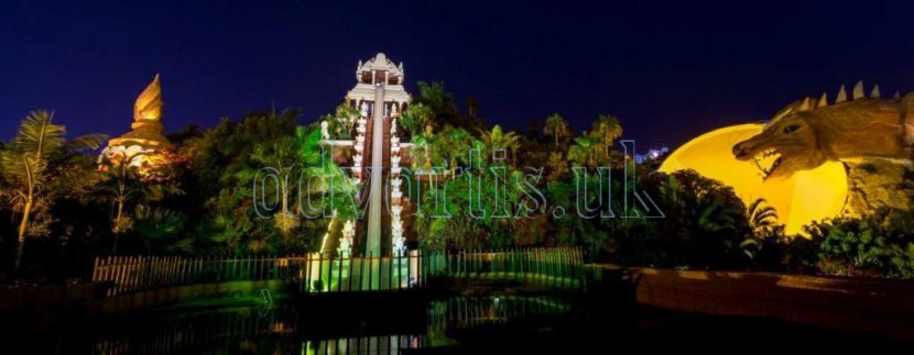 Siam Park Tenerife celebrates its 9th anniversary September 15, 2017