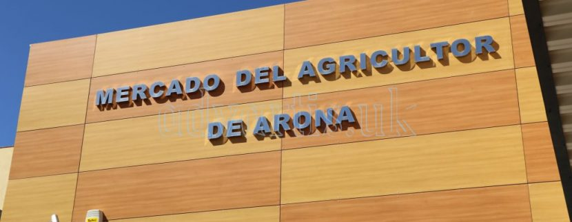 Arona Farmer's Market opens its doors to the public on October 14 2017 in Valle San Lorenzo