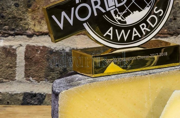 36 Canarian cheeses have been awarded at the World Cheese Awards 2017
