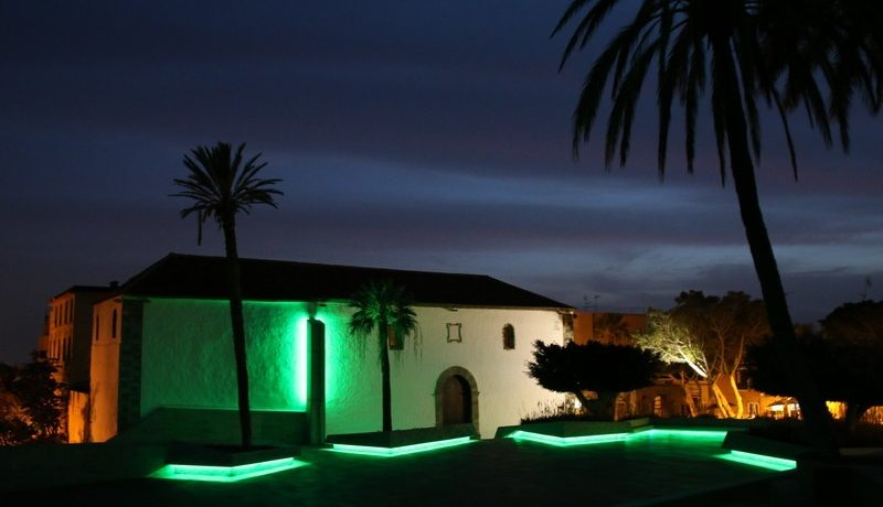 Adeje (Tenerife) goes green for St Patrick's Day 2018 weekend