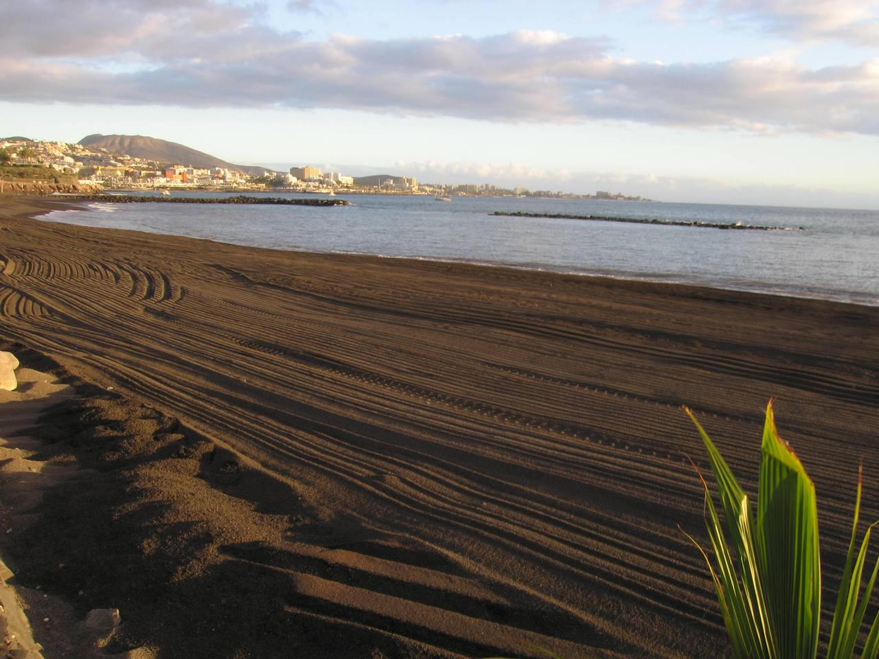 El Beril new beach in Costa Adeje (Tenerife) will be inaugurated April 23, 2018