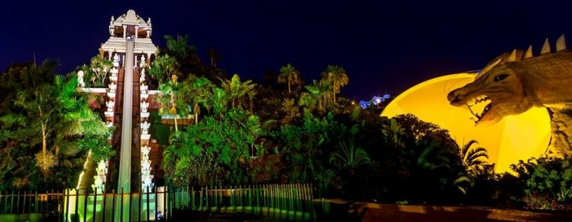 Siam Park Tenerife magical summer Siam Nights 2018