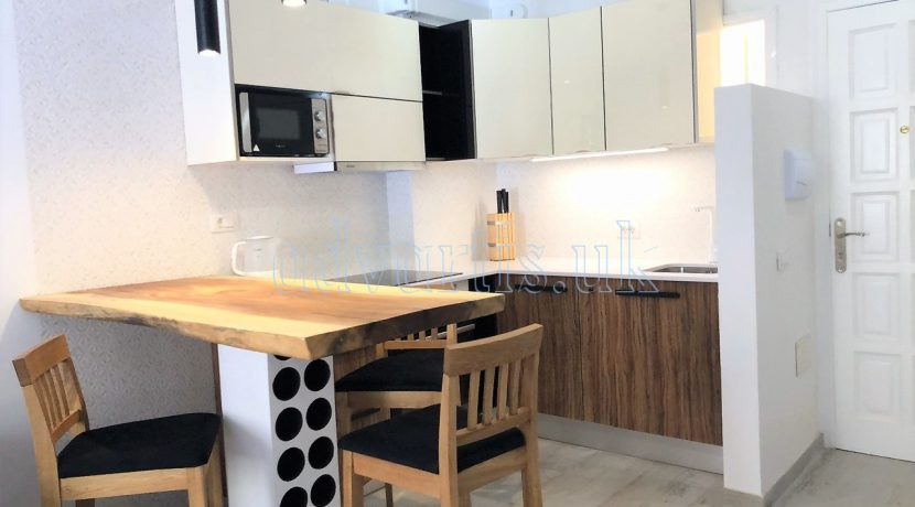 1 bedroom apartment for sale in residential complex Los Angeles in Los Cristianos, Tenerife