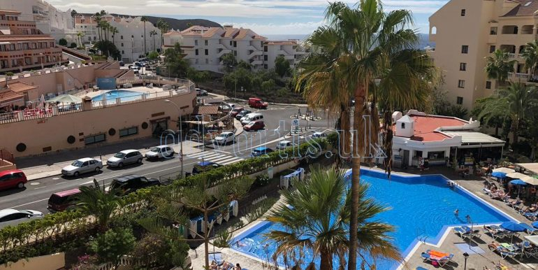 Apartments for sale in Castle Harbour Los Cristianos Tenerife