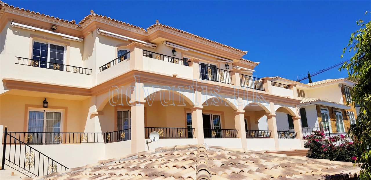 5 Bedroom Villa with Pool and Sea Views – Roque Del Conde – NOW €899.000