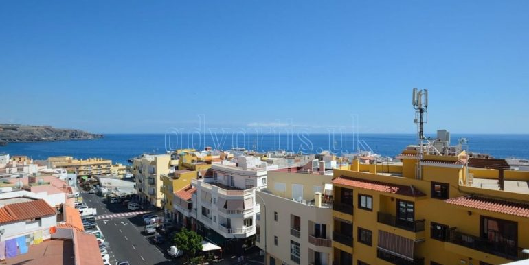 Penthouse for sale in Playa San Juan beach Guia de Isora Tenerife