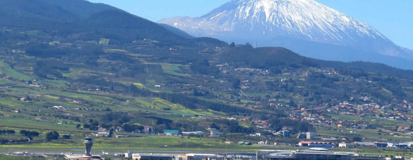 Tenerife North Airport has a new name Ciudad de la Laguna