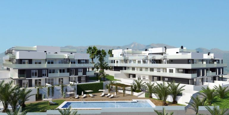 2 bedroom apartment for sale in La Tejita Residencial, Tenerife