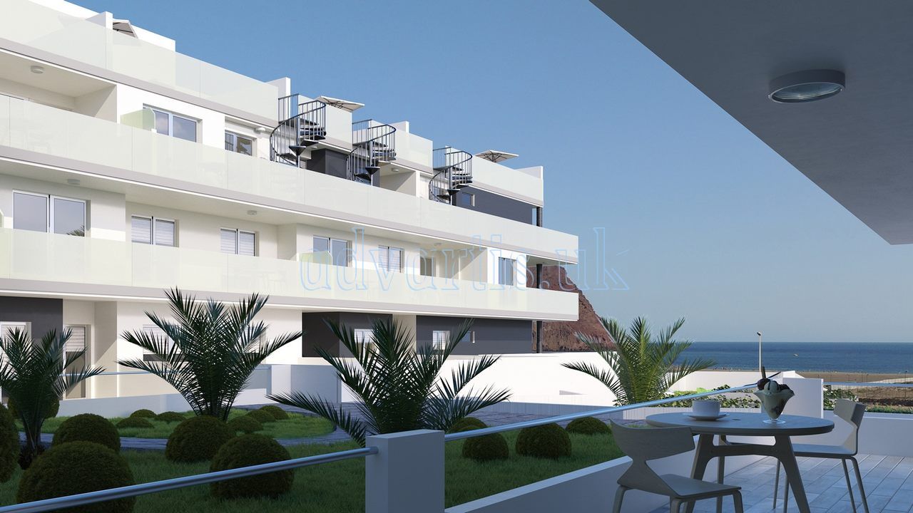 2 bedroom apartment for sale in La Tejita Residencial, Tenerife €255.000