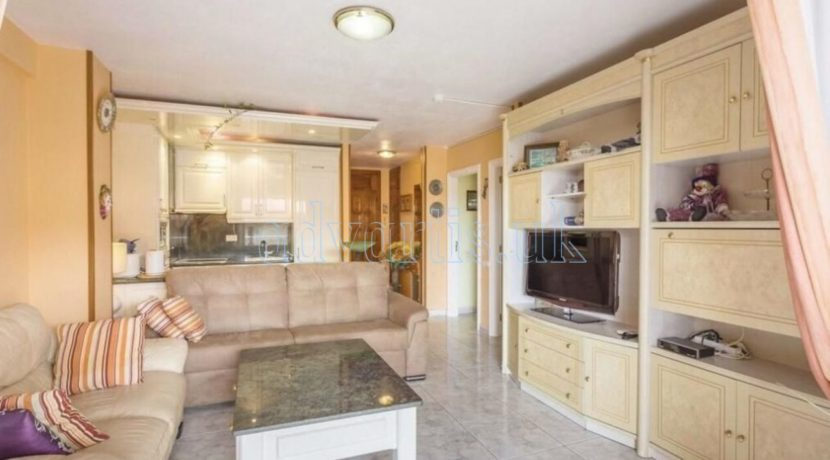 Seafront apartment for sale in Tenerife Las Americas