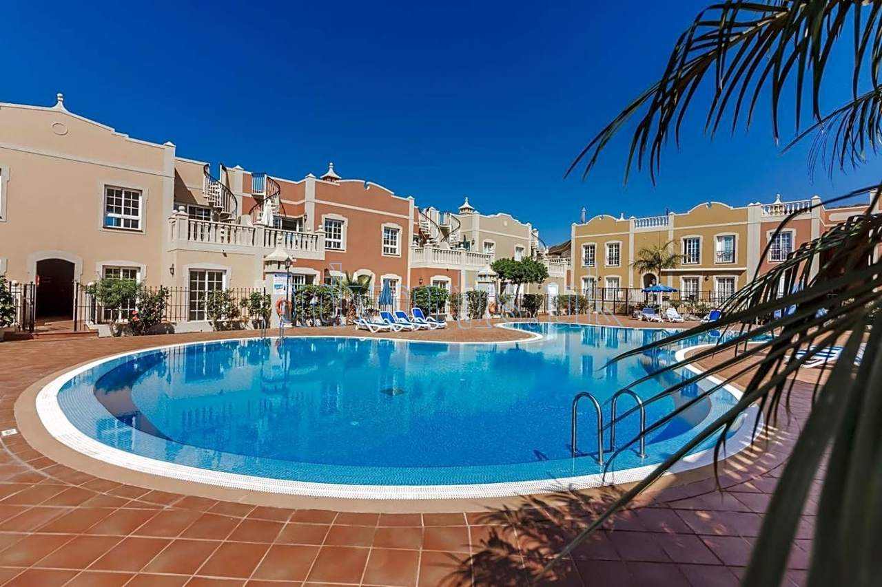 Beautiful 1 bedroom apartment for sale in Paraiso Palm Mar, Tenerife €170.000