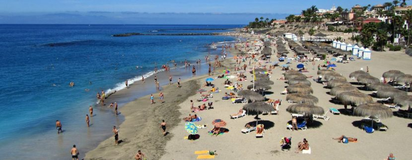 Adeje leads tourism growth 2019 in the Tenerife South