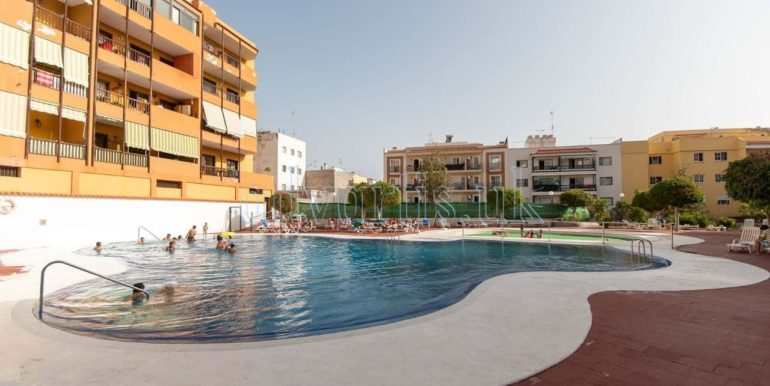 Spacious 3 bedroom apartment for sale in Adeje Tenerife