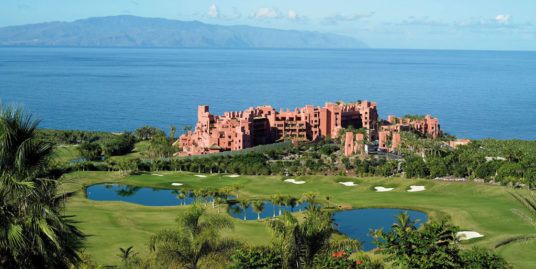 Abama Golf Tenerife first golf course in Spain IAGTO Quality Assured
